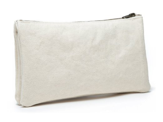 Plain Canvas Clutch Bag/clear Clutch Bag/clutch Bag Material - Buy ...
