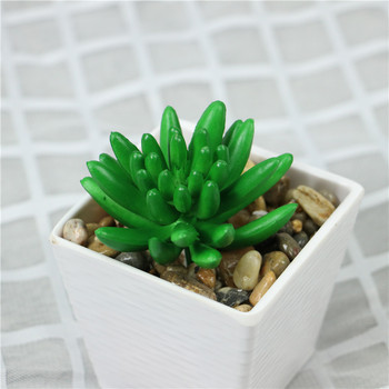 Factory Direct S Fake Succulents Plants Plastic Artificial Green For Office Decoration