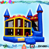 China factory prices commercial inflatable bouncy castle slide 5 in 1combo for sale