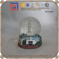 Travel Souvenir Kampala Parliament Country Souvenirs Snow Globe ...