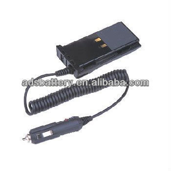 Walkie Talkie Battery Eliminator 17E for KENWOOD TK280,TK290,TK380,TK390,TK480,TK481,TK490