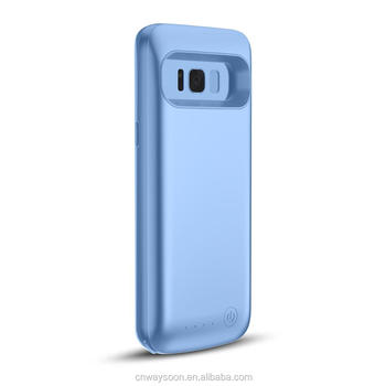 battery case for samsung S8 4500mAh, Powercase for samsung S8