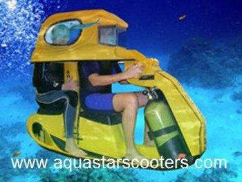 Aqua Star 2 Person Sea Scooter