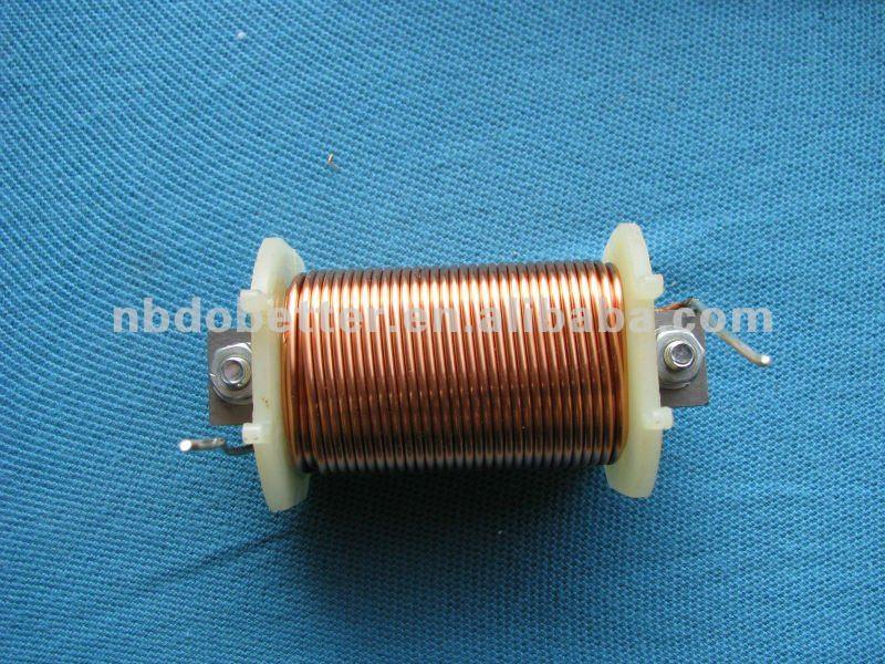 Ferrite core coil