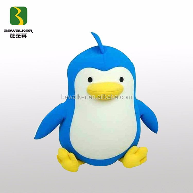 Economical Penguin Plush Toys With Microbead