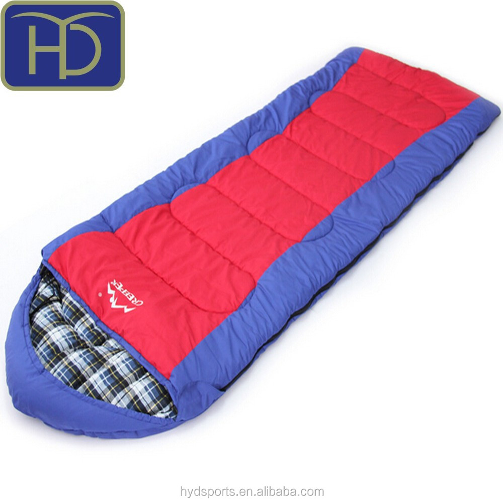 Hot! 1.9KG Carton Sleeping Bag Outdoor Sleeping Bag Padded Sleeping Bag