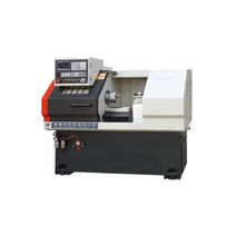 CK6130 automatique cnc mini tour machine metalmachine