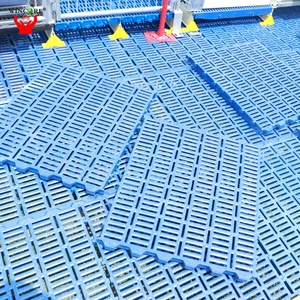 pig plastic slat floor for lovestock farrowing crate cage pen pig plastic floor for pigs