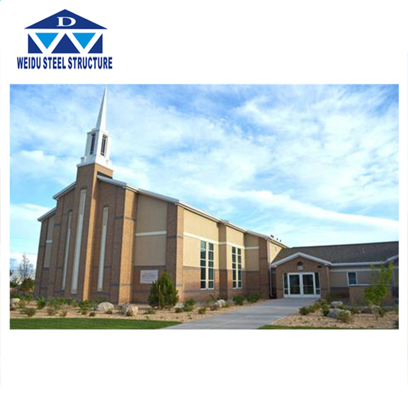 Prefabricated church building low cost church building projects prefabricated steel structure church building
