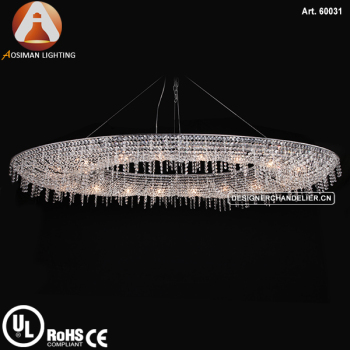 Modern Crystal Chandelier & Pendant Lights
