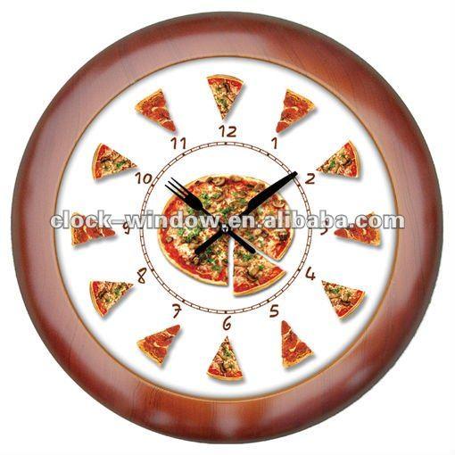 mobili per cucina pizza orologio da parete-orologio da parete-id ... - Orologio Da Parete Per Cucina