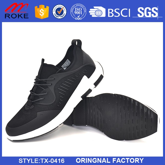 Unique design brands zapatos new model running sport shoes men