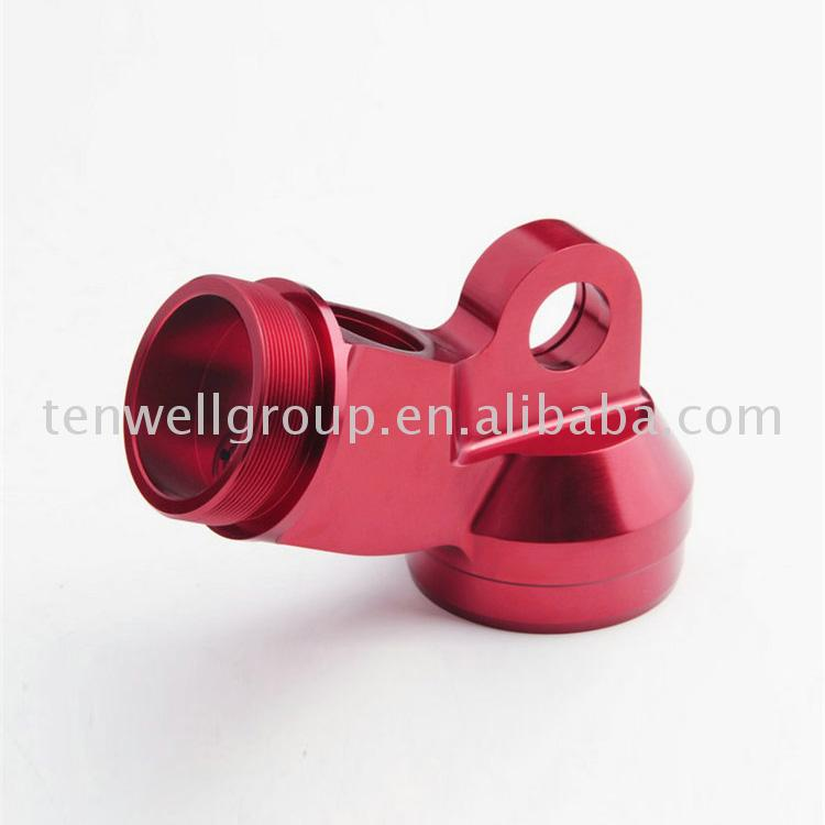 The lowest price good performance cnc machining parts with OEM
