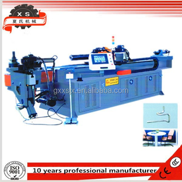 Hot SB75CNC stainless steel cnc pipe making/bending machine pipe bender For Sale