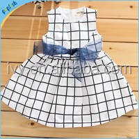Kids Clothing Lace Party Design Wedding Dress Baby Girl Summer Dress