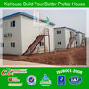 Movale/mobile fast build economic steel frame movable prefabricated lodge