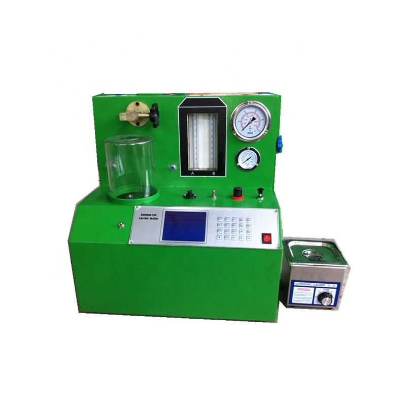 2019 The Hot sale and prime quality of PQ1000 common rail injector test bench with piezo and fuel injector cleaning function