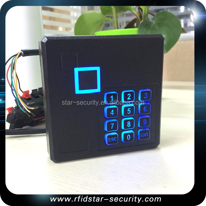 Contactless proximity RFID card RS232 NFC 900mhz rfid reader for security system