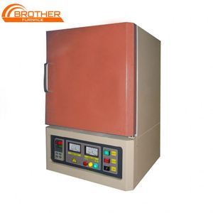 Reliable PID Control Programmable Quality High Temperature pig iron melting furnace