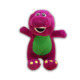 Custom Stuffed Cartoon Barney Plush Toy