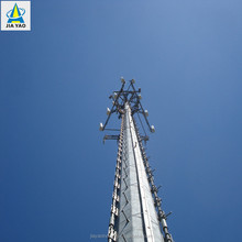 Wholesaler steel 30m galvanized telecom antenna mast tower