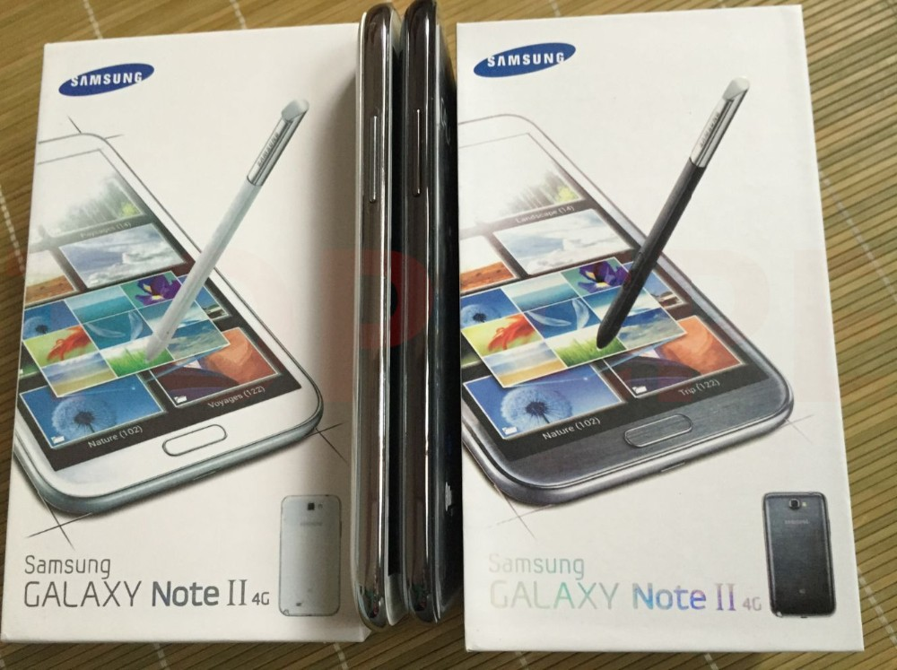 samsung galaxy note ii android version