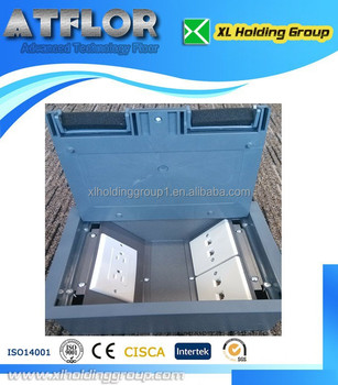 Range Service Outlet Box Floor Box System Buy Network Floor Box