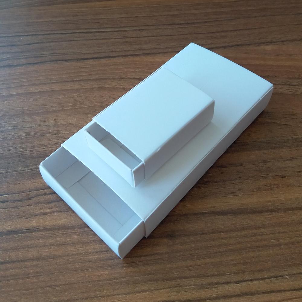 pliable blanc carton papier petit tiroir bo tes de rangement emballage de sucrerie id de produit. Black Bedroom Furniture Sets. Home Design Ideas