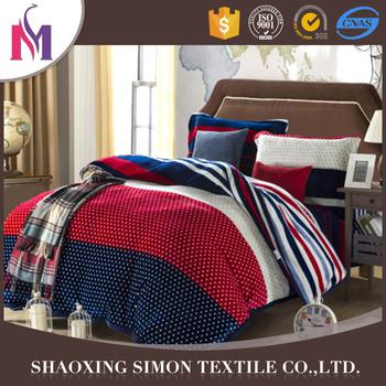 2017 Best Print Bedding Set Bed Sheet Blanket Famous Brands