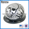 2013 new design skull helmet,funny motorcycle 2013 helmet with nice color and reasonabe price