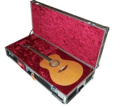 Transport Flight Case For Acoustic Guitar