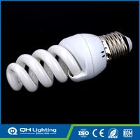 CFL Bulbs 11W Full Spiral Lamp E27 energy saving fluorescent light