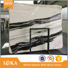 Special white marble with black veins