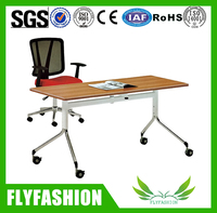folding table training table for trainging room