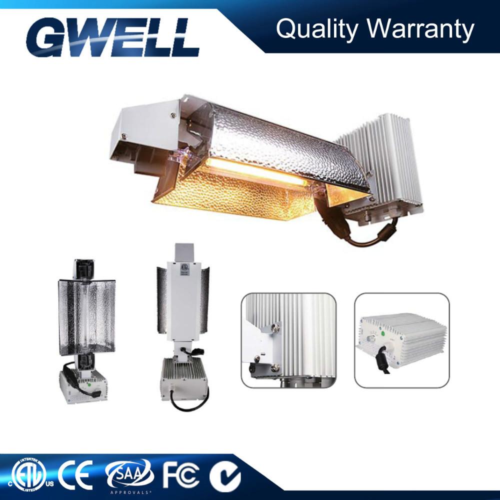 Grow Light Shade/aluminum Reflector/hps 1000w Grow Light Cool Tube ...