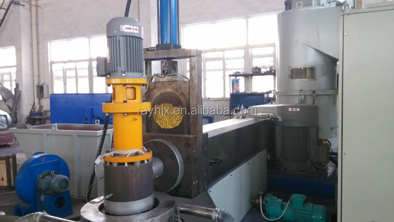 Water Ring Plastic Recycling Machine