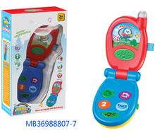 Hot selling kids plastic mobile phone toy for sale MB36988807-7