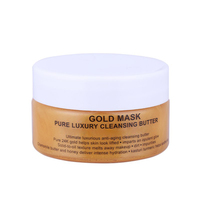 Wholesale Private Label Hotest Selling 100% Pure Natural Collagen 24k Crystal Firming Golden Face Mask