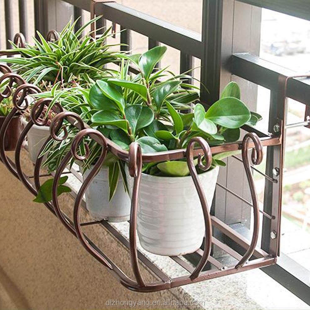 Plant pot stand outdoor home design inspirations - Flower pot stands metal ...