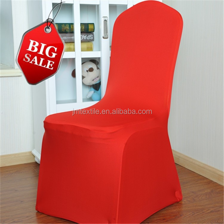 Washable Dining Chair Cover Spandex Seats Slipcover for Wedding Party Hotel