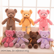 Fabbrica colorful orso <span class=keywords><strong>teddy</strong></span> bear toy doll <span class=keywords><strong>teddy</strong></span> bear peluche per macchine gru