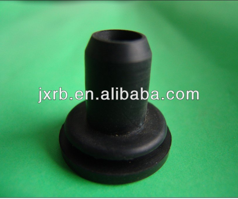 Rubber tank ball with new design