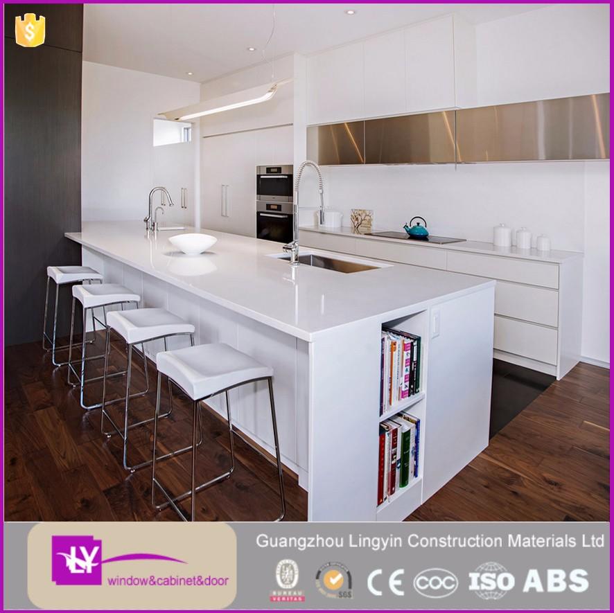 Moderne Küchenschrank Mdf Küchenschrank Einheit Speisekammer Mit ...