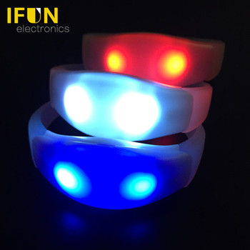 Top Cool Festival Stuff Led Glow Motion Bracelet Buy Led Glow Motion Bracelet Product On Alibaba Com