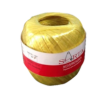 Wholesale yellow polypropylene pp baler twine for sale