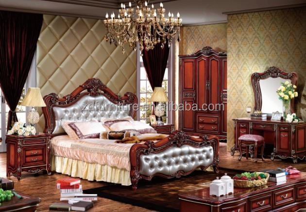 Sala De Estar Frances ~ Estilo francês sala de estar móveis de madeira maciça esculpida