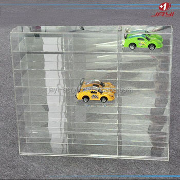China Manufacturer Customized Luxury Model Car Display Cabinets