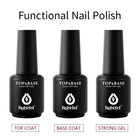 Robifel resin uv nail beauty clear nail polish art top coat