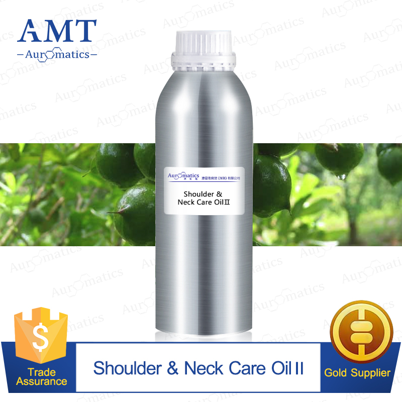 Shoulder&Neck Care 2 compound essential oil For Beauty SPA Massage Anti-pain Relieve pain of cramp and stiff neck