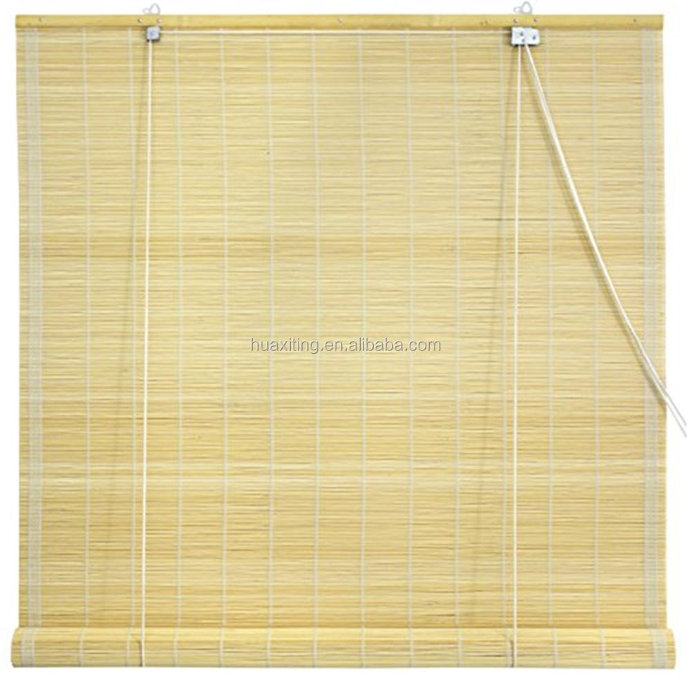 Palito de bambu blinds bead rolo para cortinas cortina - Cortina de bambu ...